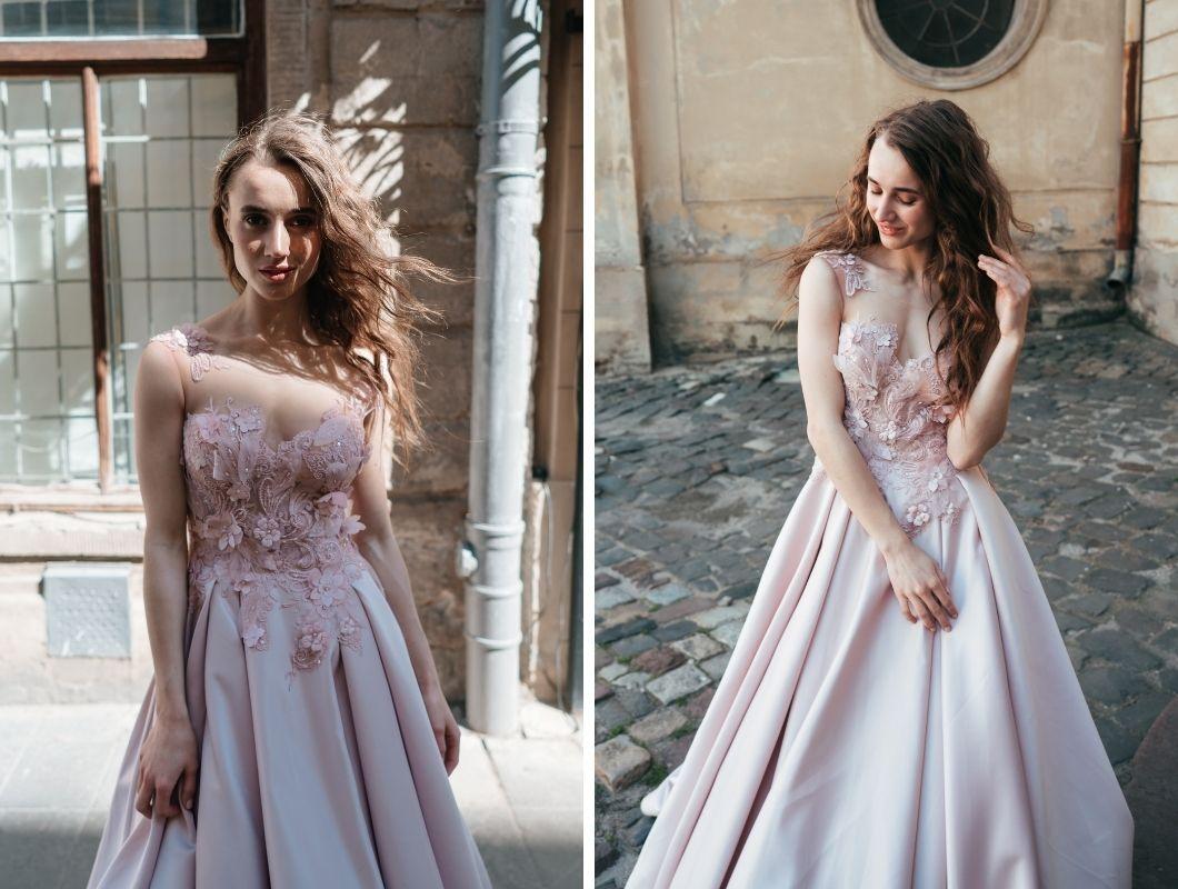 wyjatkowa sukienka na wesele maxi